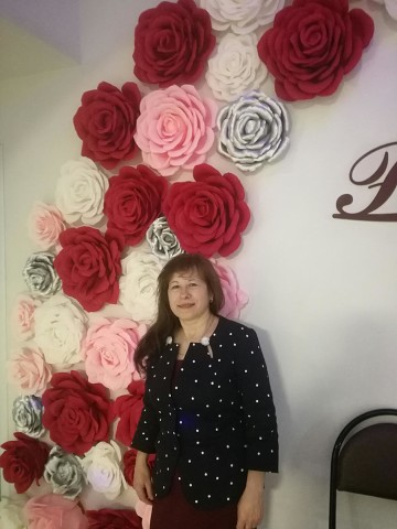 LYUBASHA, 55, Smolensk