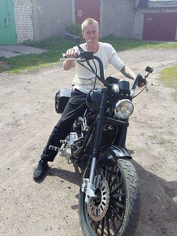 Belyiy)))), 36, Horlivka