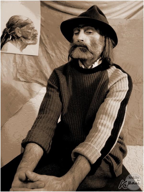 Анатолий Акулик, художник из г. Молодечно, Беларусь