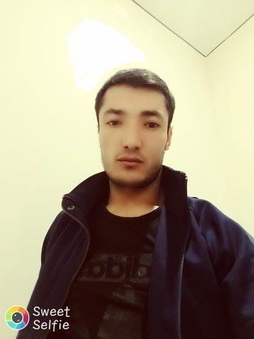 Ilyosxon, 28, Ulan-Ude
