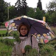 Алевтина Лейберова (Катаева)