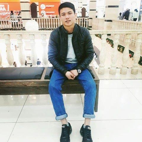 Asankadyrov, 23, Bishkek