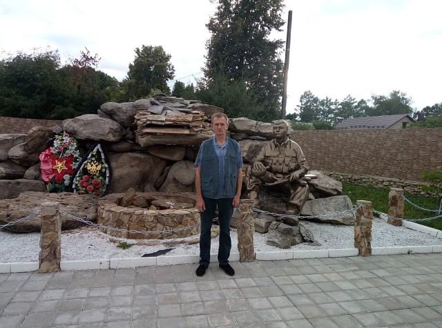 Aleksandr, 53, Maloarkhangel'sk