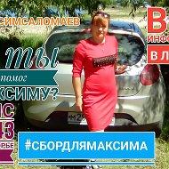 Праздник для Максима Елена Попова