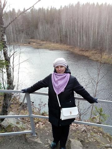 Елена, 50, Petrozavodsk