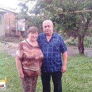 Оля и Юра Процик(Захарова)