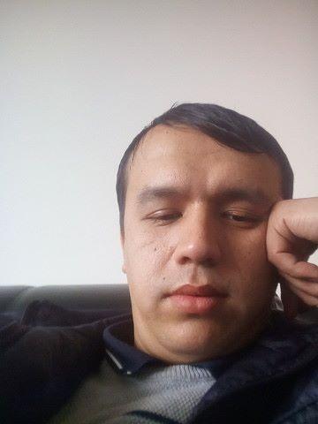 AZIMJON, 27, Samarkand