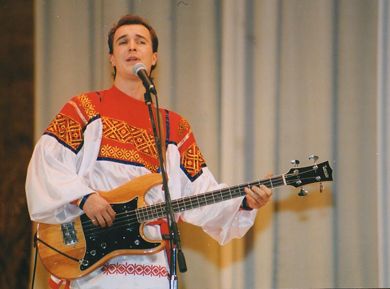 Краснодарская филармония 2000-2002 гг. Ансамбль
