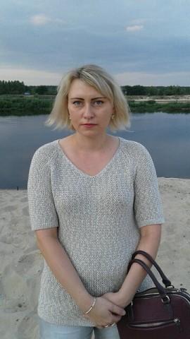 Elena, 36, Mazyr