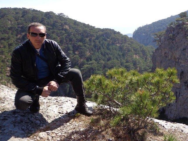Mihail, 43, Yalta