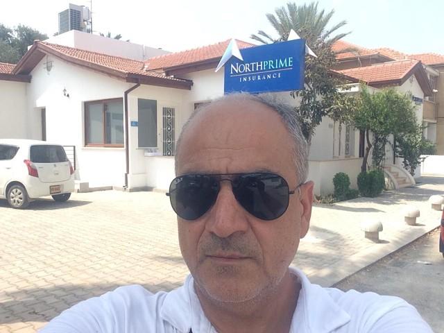 Cem, 52, Nicosia