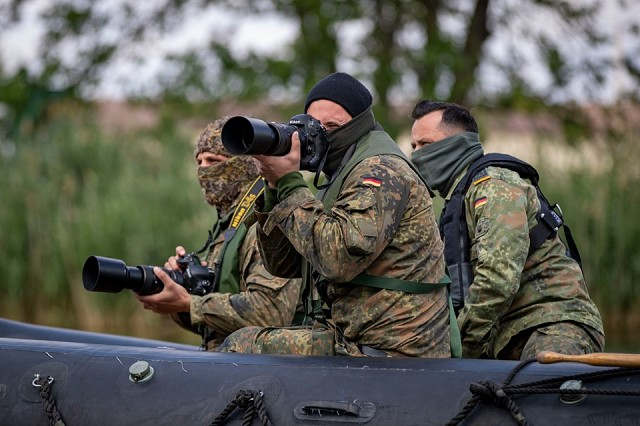 Fernspäher Fernspäher Bundeswehr
