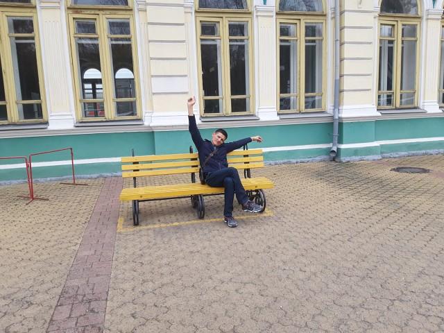 Мirjalol, 18, Chunskiy
