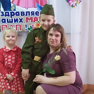 Елена Пищугина (Денисова)
