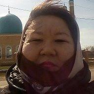 Жанслу Хайрушева