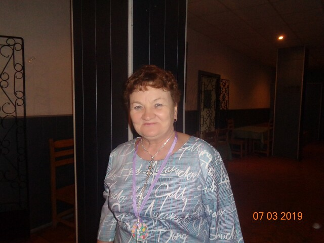 Nadezhda, 67, Moscow