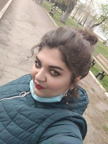 Milena, 23, Rodyns'ke