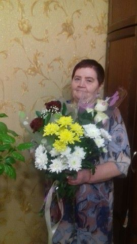 Галина, 66, Krasnyy Oktyabr'