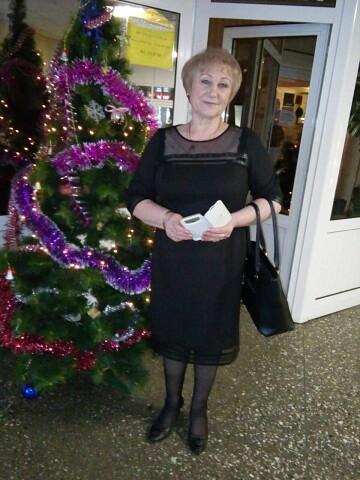 Nina, 64, Nizhny Novgorod