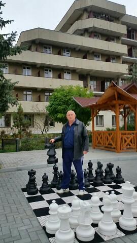 SERGEY IVANYICH, 50, Chisinau