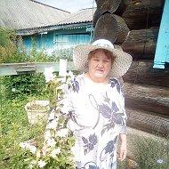 Зинаида Удинцева(Николаева)