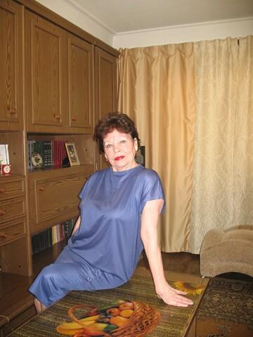 Venera, 71, Donetsk