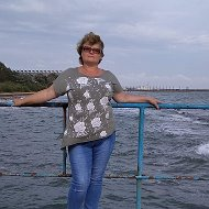 Татьяна Семёнова(Сергеева)