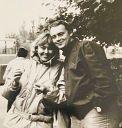 Кострома 1986.. на съёмках к/ф Очи чёрные .. с замечательной актрисой Наташей Хорохориной (спасибо ей за это фото)