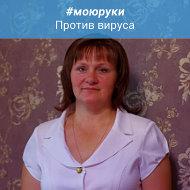 Инна Антонова (Гарбаль)