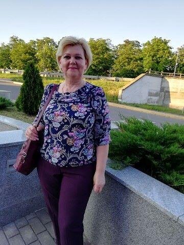 Валентина, 57, Hrodna
