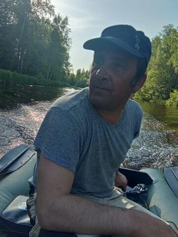 Сергей, 47, Vyborg