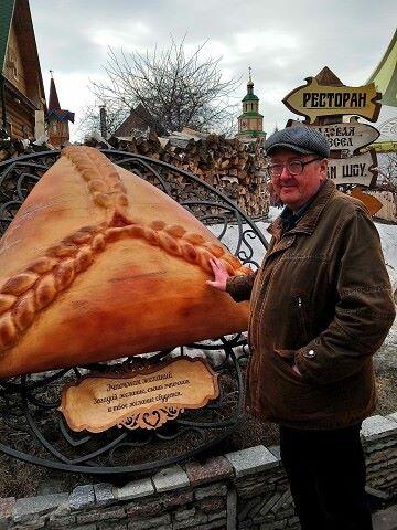 Владимир, 59, Astana