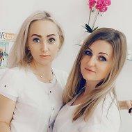 Косметологи Елена и Ирина