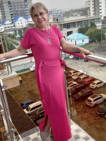 НАТАЛЬЯ, 61, Pyatigorsk