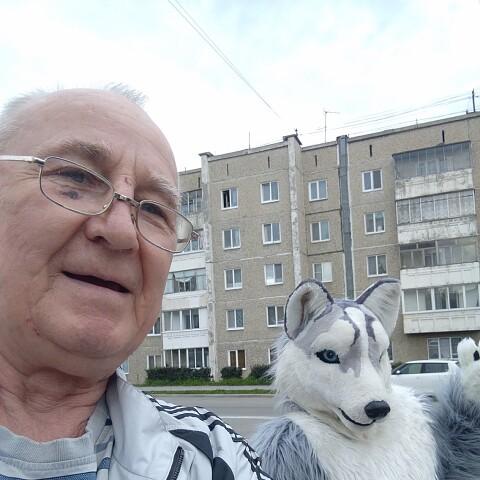 Евгений, 66, Salekhard