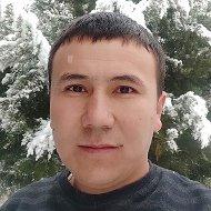 Izzatbek Saparov