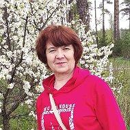 Валентина Костомарова (Галкина)