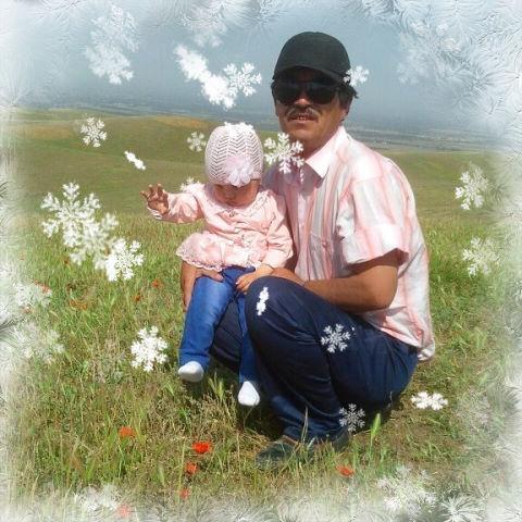 SAIDALIKHAN, 56, Novoural'sk