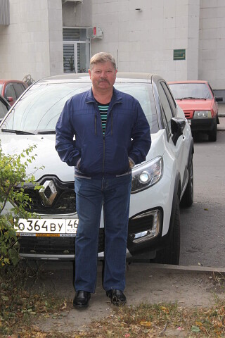 Юрий, 61, Udomlya