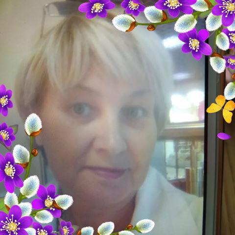 GALINA, 57, Tyumen