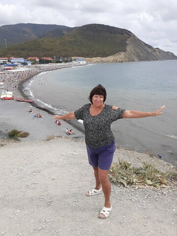 Vera, 57, Anapa