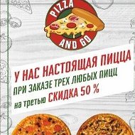 Pizza and Go Новохоперский