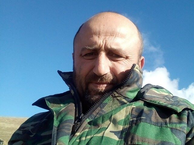 SAMVEL, 41, Yerevan