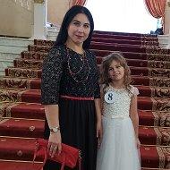 Анастасия Мордвина