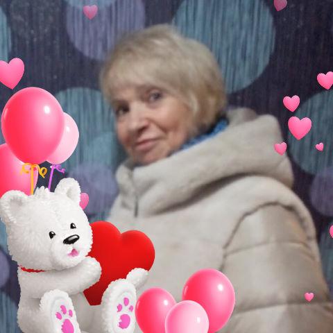 Тамара, 66, Asbest