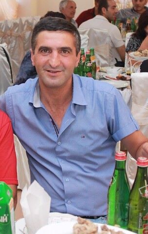 Harutyun, 45, Ch'arents'avan
