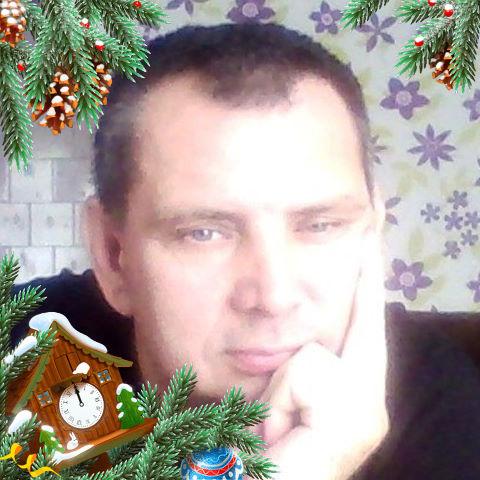 Василий, 48, Ushachy