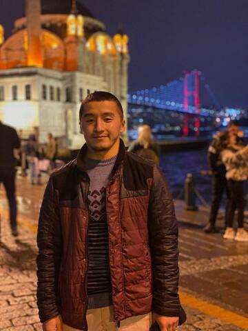 عبد المؤمن, 23, Osh
