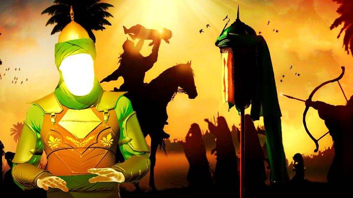 انميشن ( الجرح الخالد ) قصة عبيد الله بن الحر الجعفي والامام الحسين (ع)