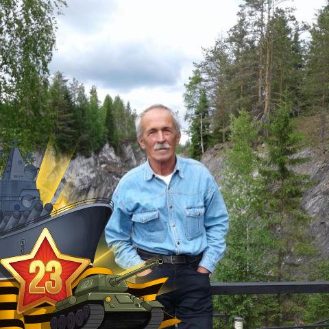 ВАЛЕНТИН, 69, Kingisepp